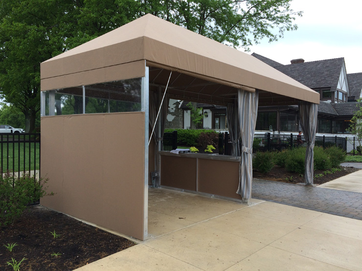 Pavilion Canopy & Smoking Canopy Products