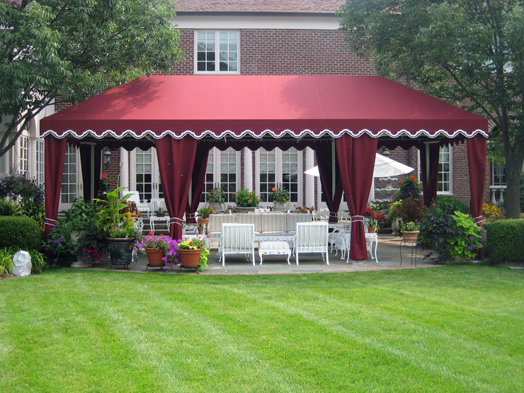 & Patio and Deck Canopies