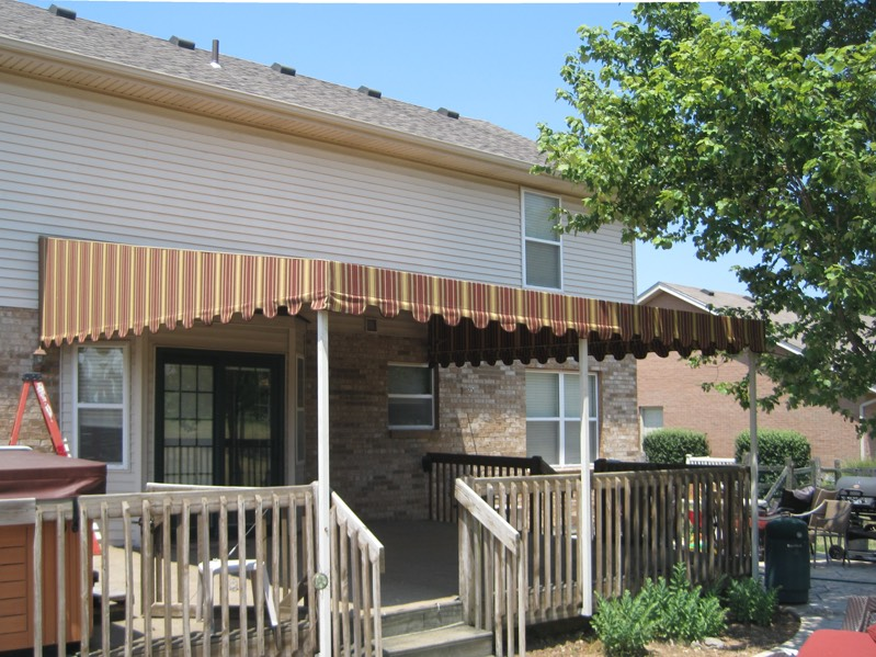 Residential Awning Photo