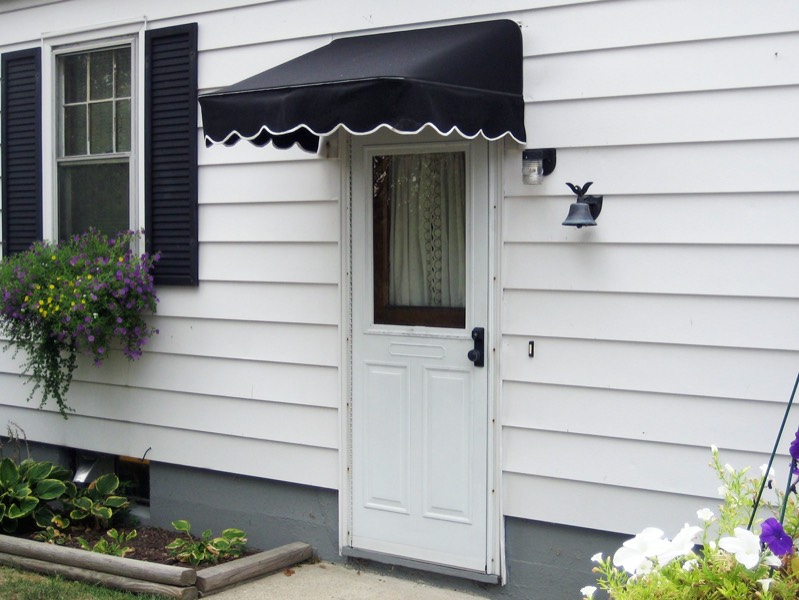 Door Awning Photo
