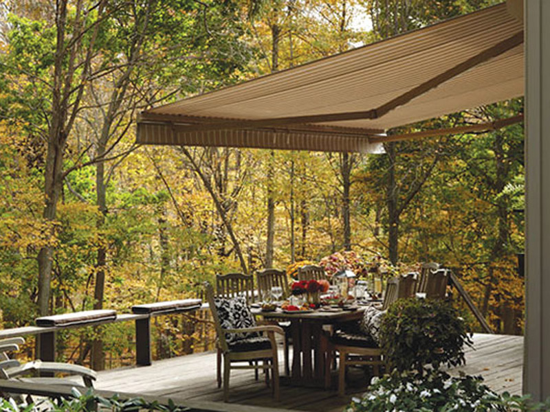 The Premier Retractable Awning