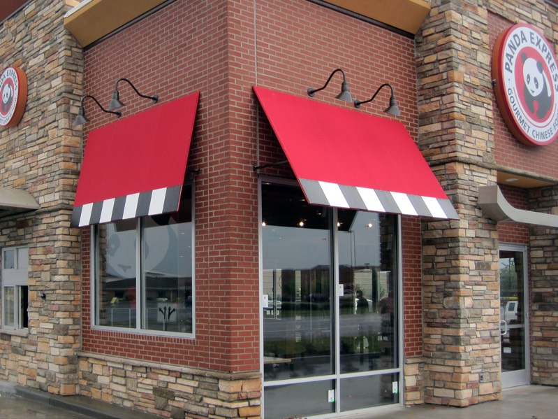 Commercial Awning Photo