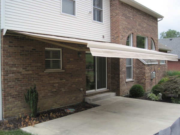 Project - Eclipse Retractable Awning